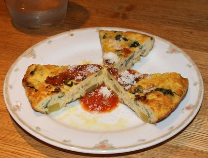 イタリア風卵焼き