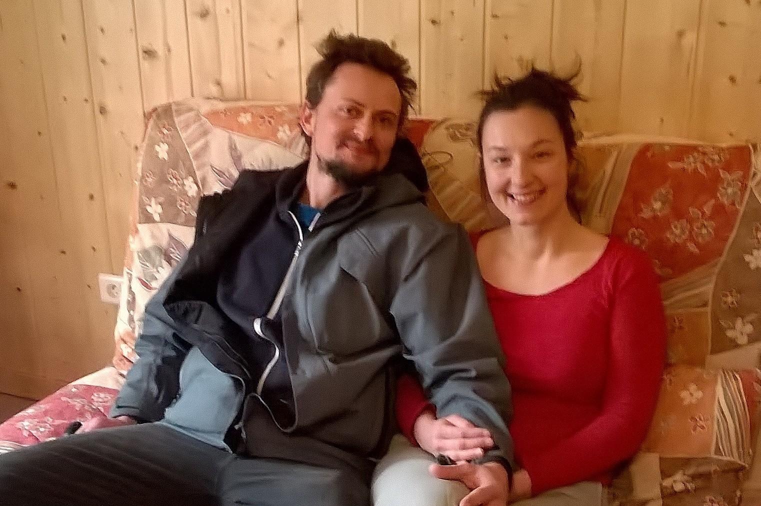 Caroline et Fabien