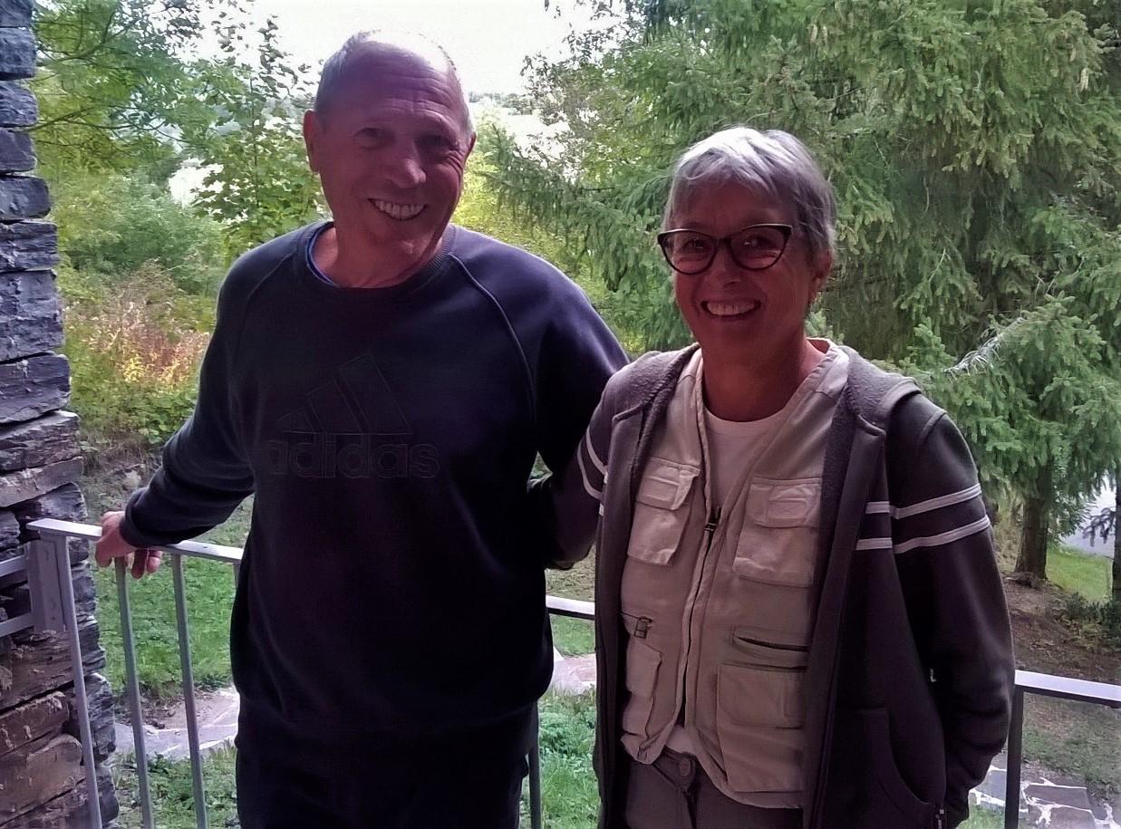 Michel et Christine