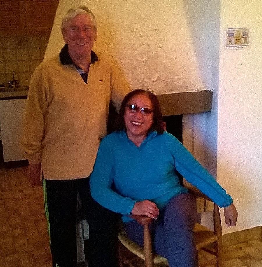 Astrid et Roger
