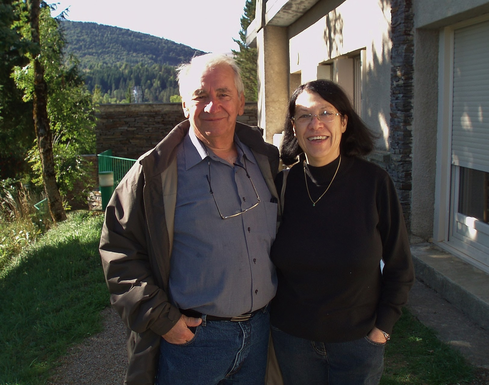 Annie et Jean-Claude.
