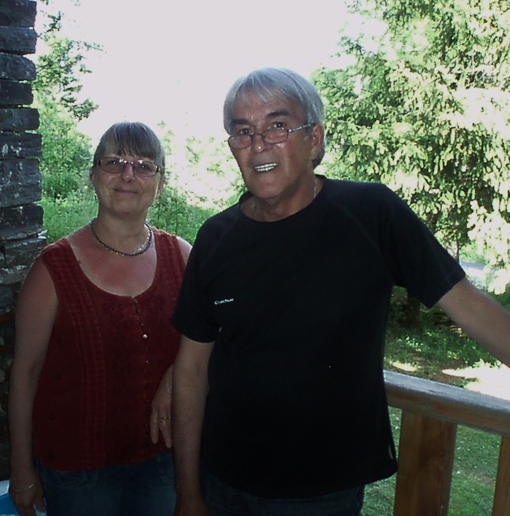 Anne-Marie et Charly