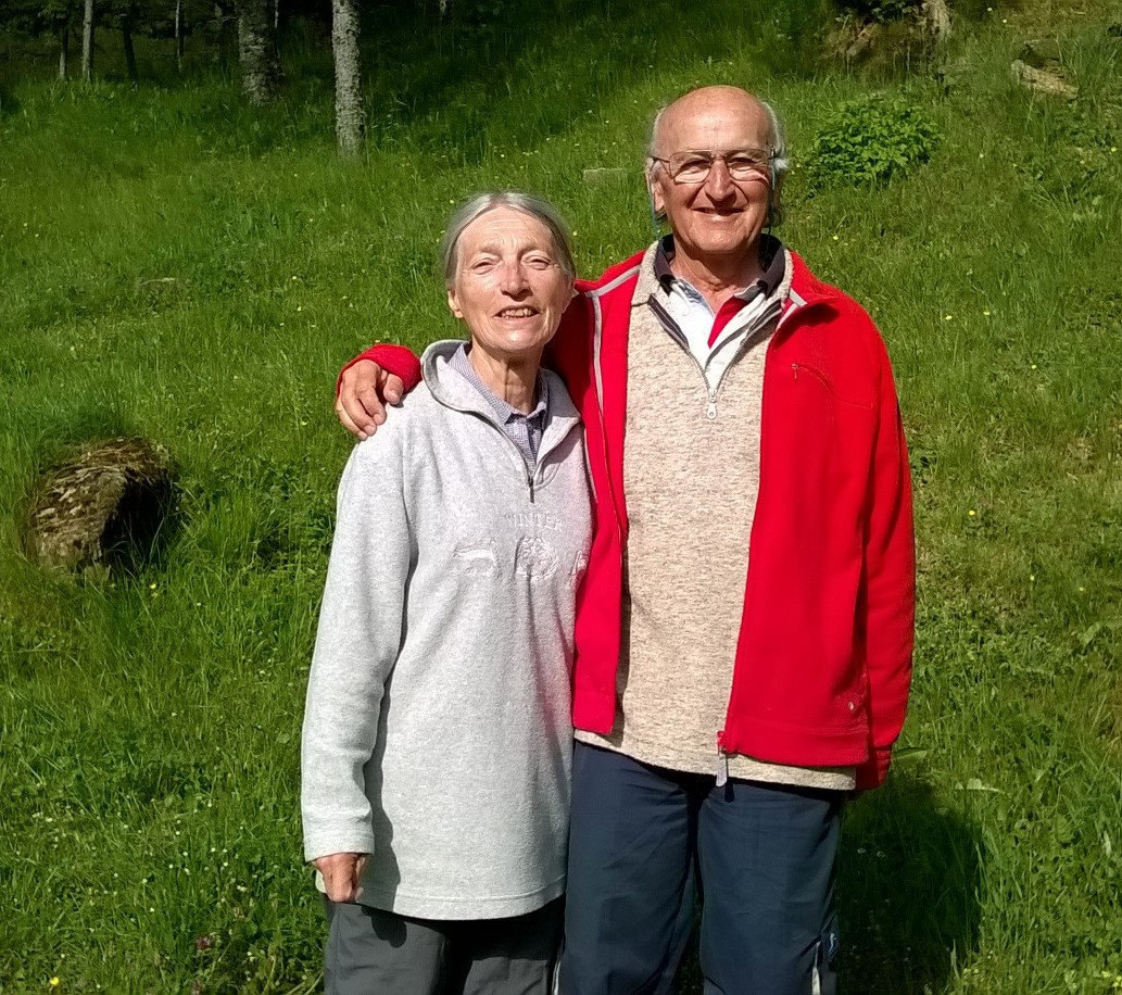 Michel et Marie-Ange