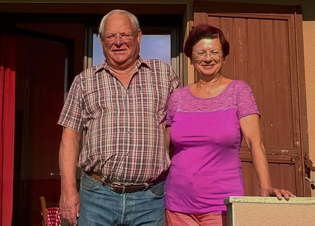 Maurice et Jacqueline