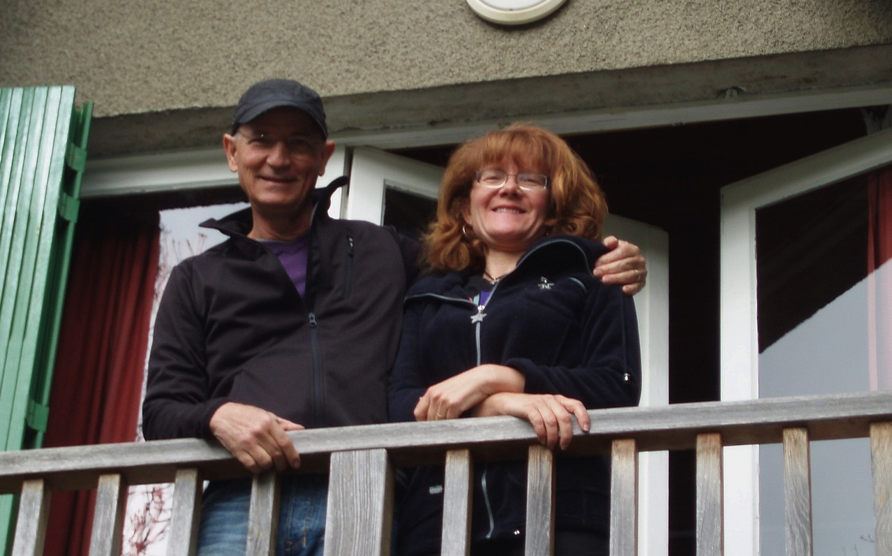Jean-Claude et Christine
