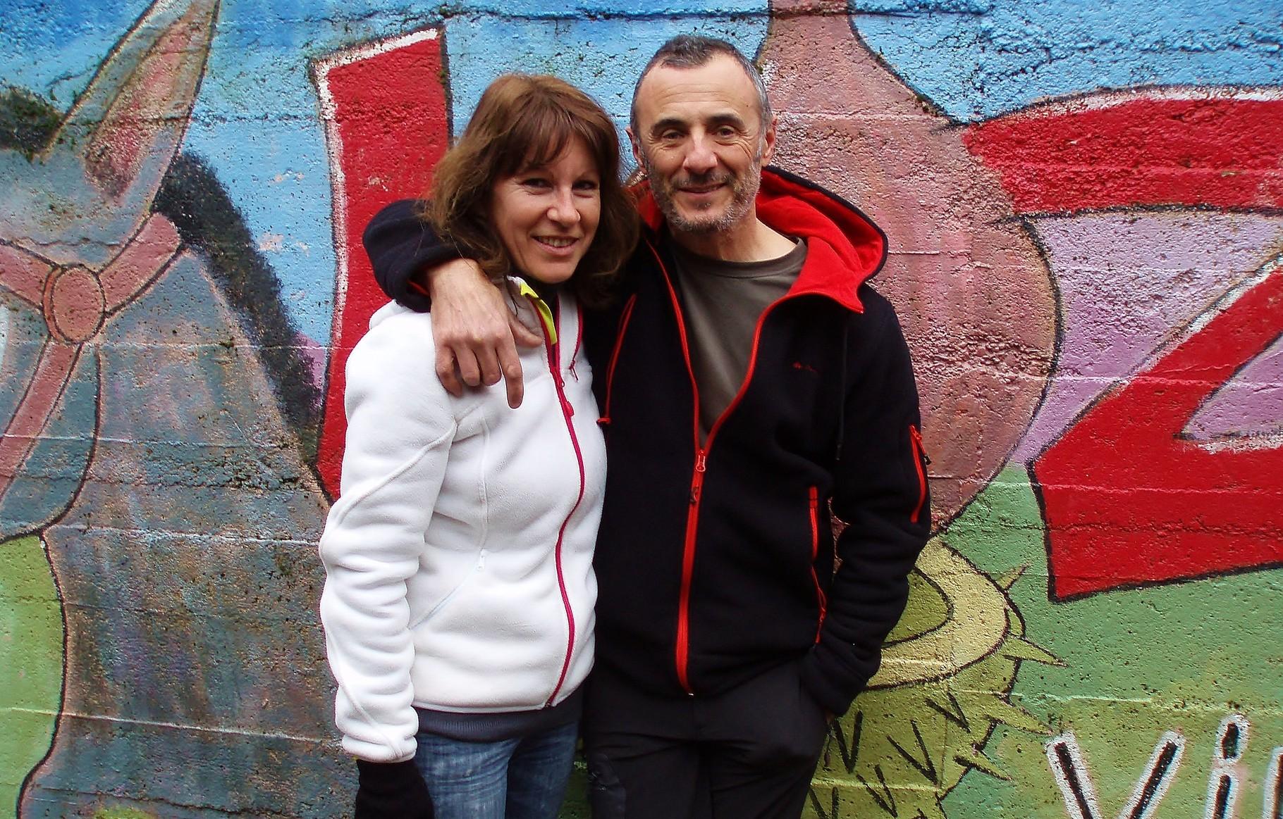 Jean-Claude et Marie-Jo