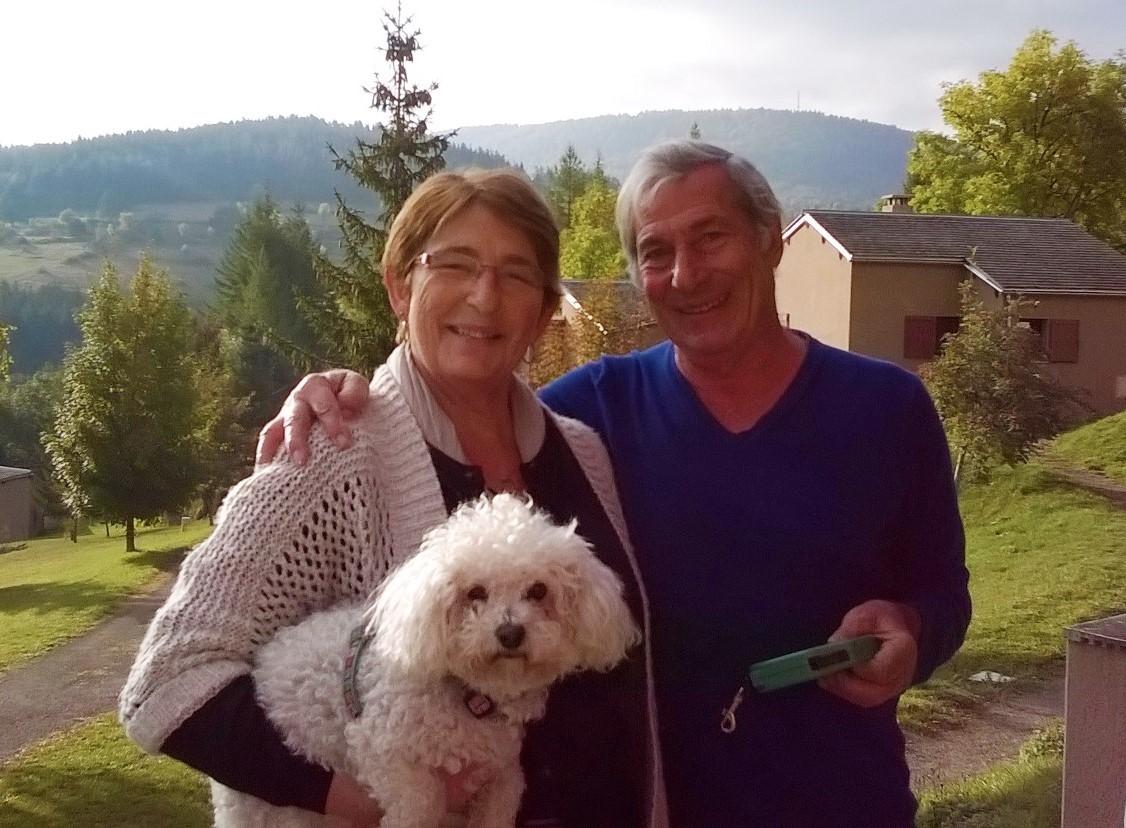 Christiane, Daniel et Chanel
