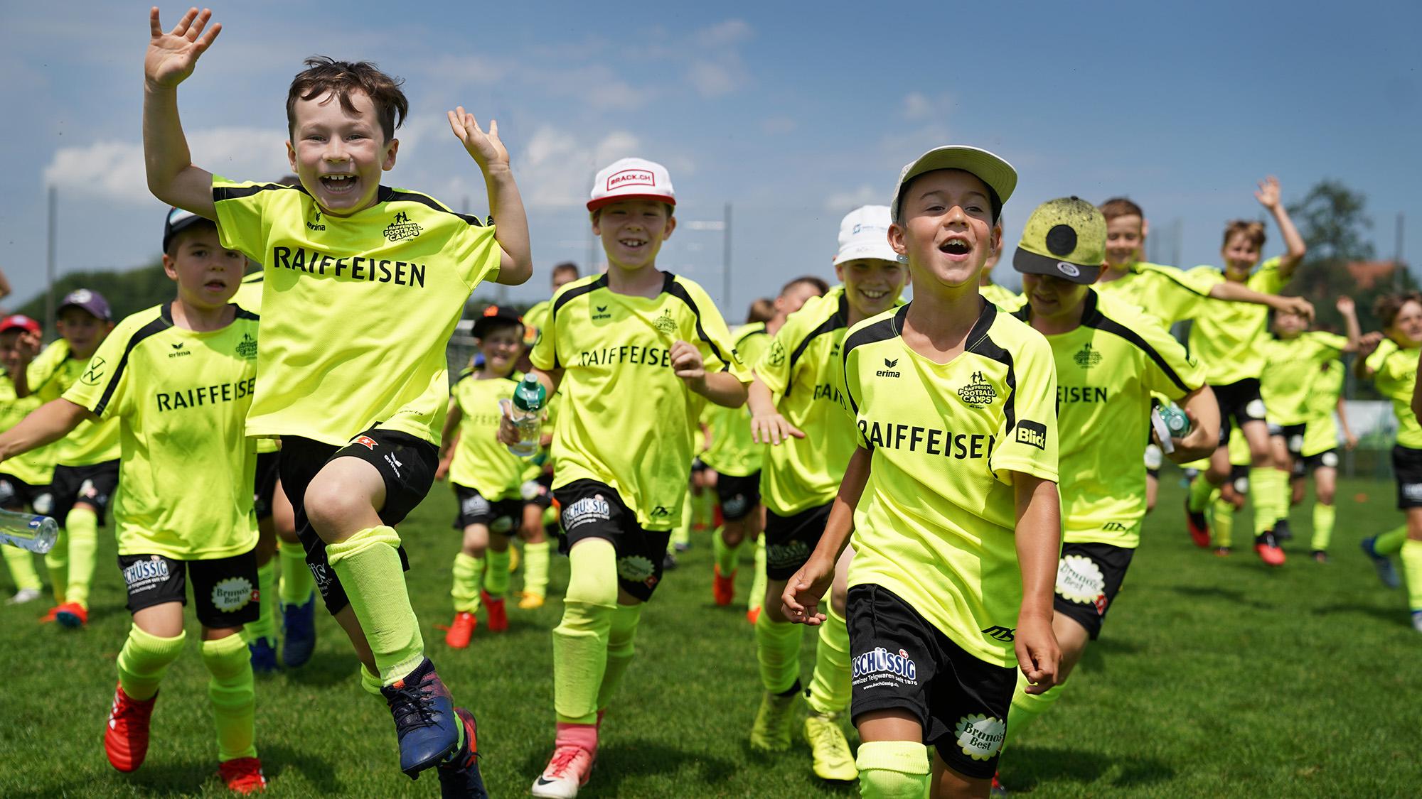 Raiffeisen Football Camp 2021