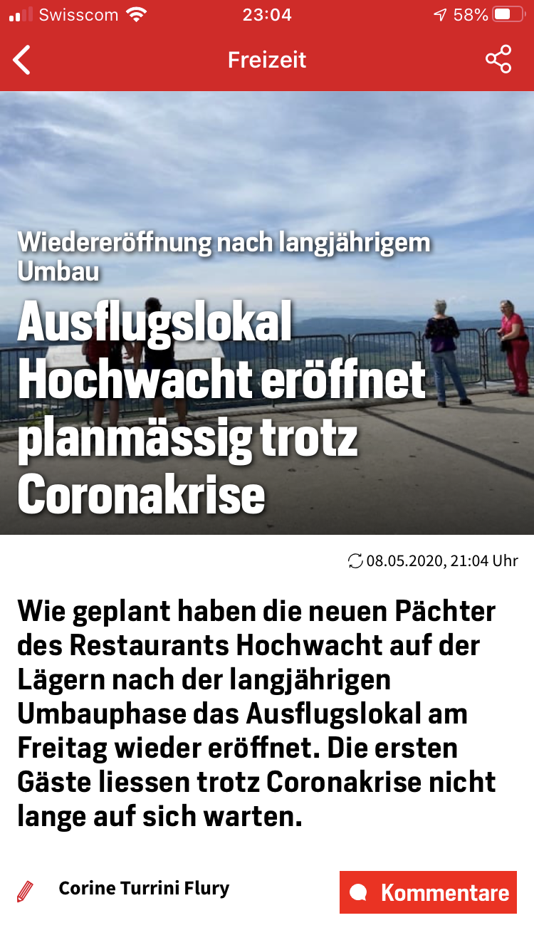 8.5.2020::Blick-Online