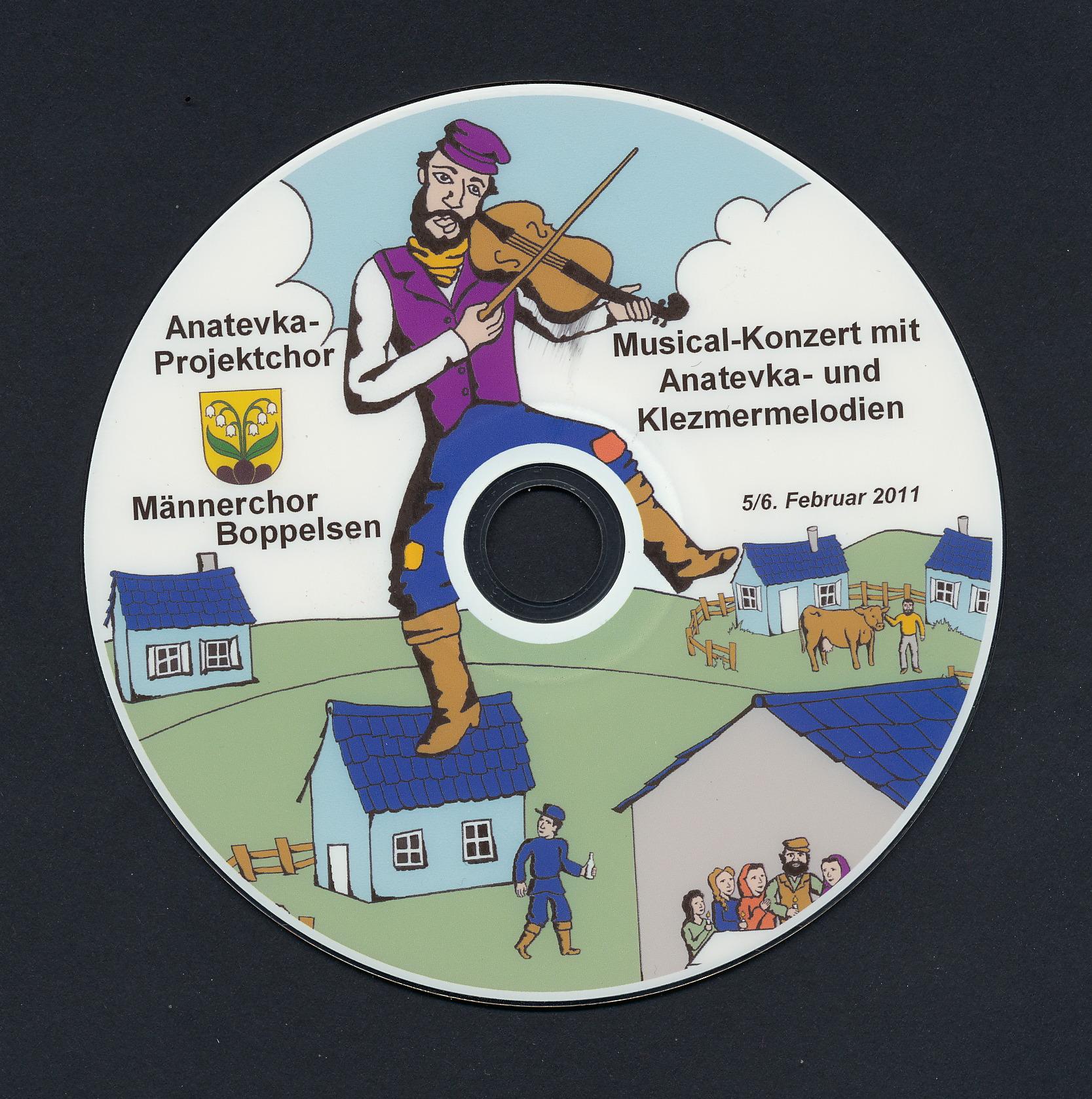 Projekt DVD::Bild und Ton von Stefan Wanner