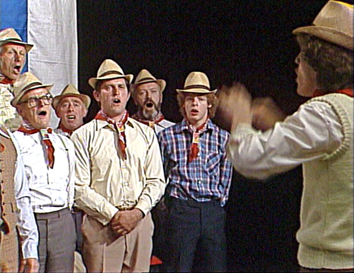 2.5.1982::MCB Live Auftritt::Dirigent: Adi Mäder