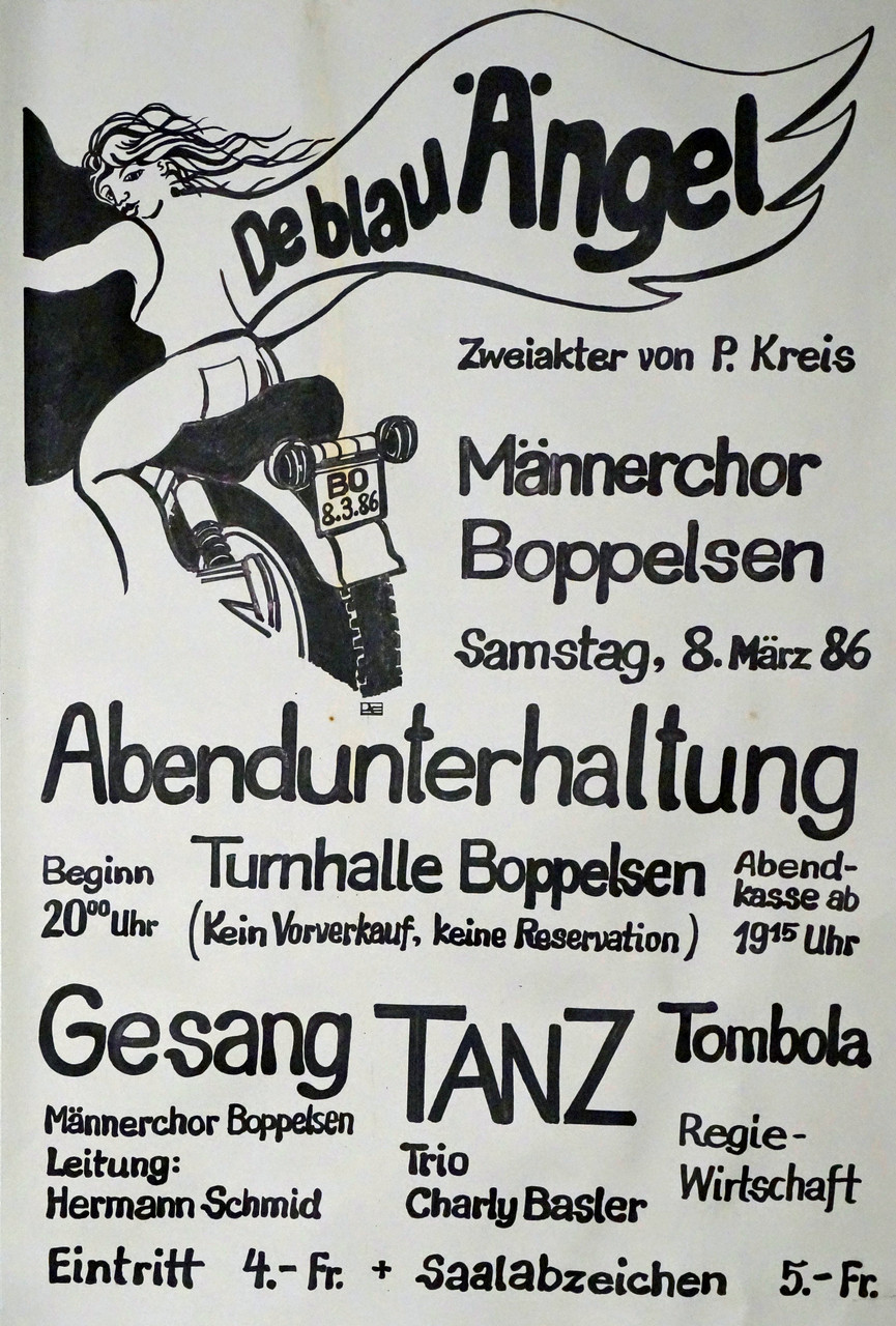 Programm 1986