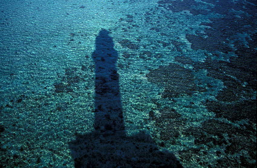 Egypte, phare Abu Kizan - Red Sea / La Baleine Blanche (2000)