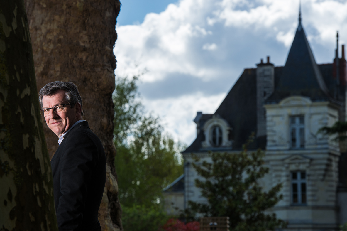 Angers - Saumur, le business du vin - Winemakers of the Loire Valley - Bernard Jacob, directeur général de la société Ackerman / L'Express (2016)