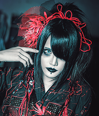 Bassist Riyu (梨夢)