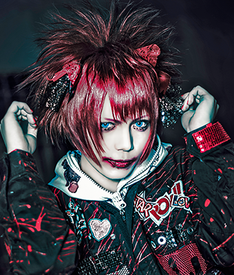 Gitarrist Noaka (のあか)