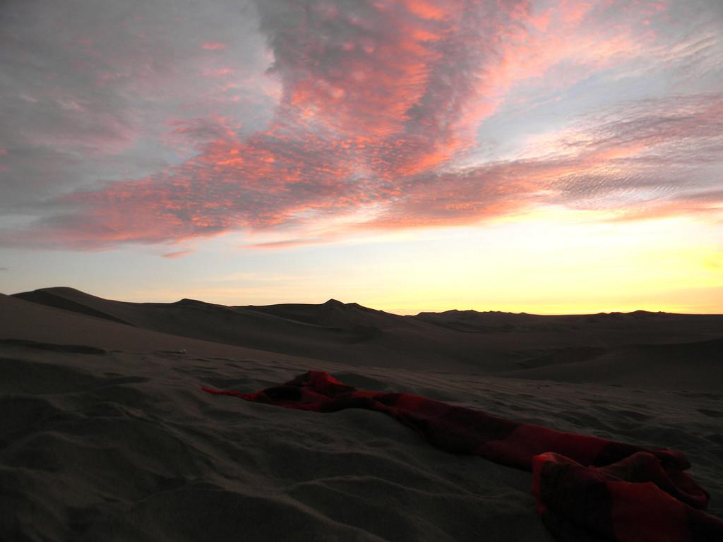 Deserto di Ica