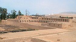 Centro archeologico di Pachacámac