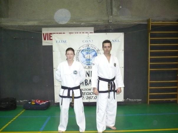 I° allenamento regionale lombardo 2010