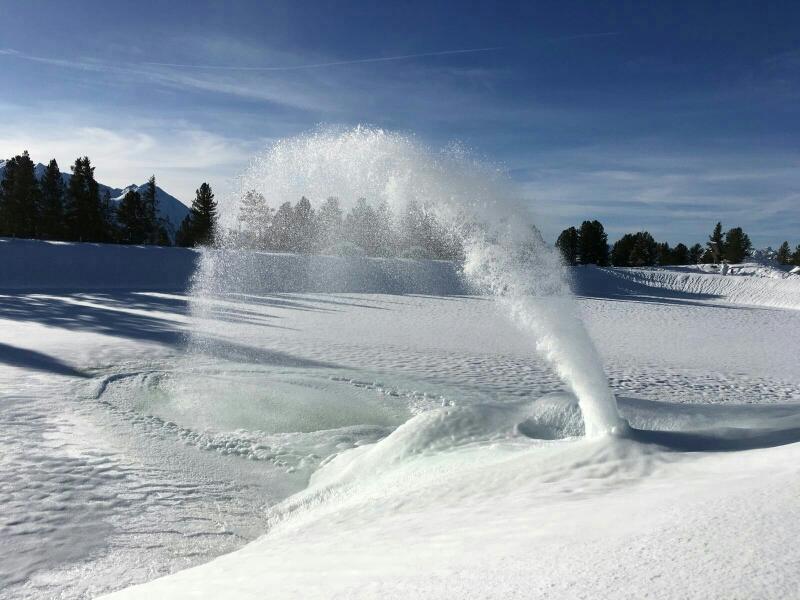 Widiversum Hochoetz im Winter