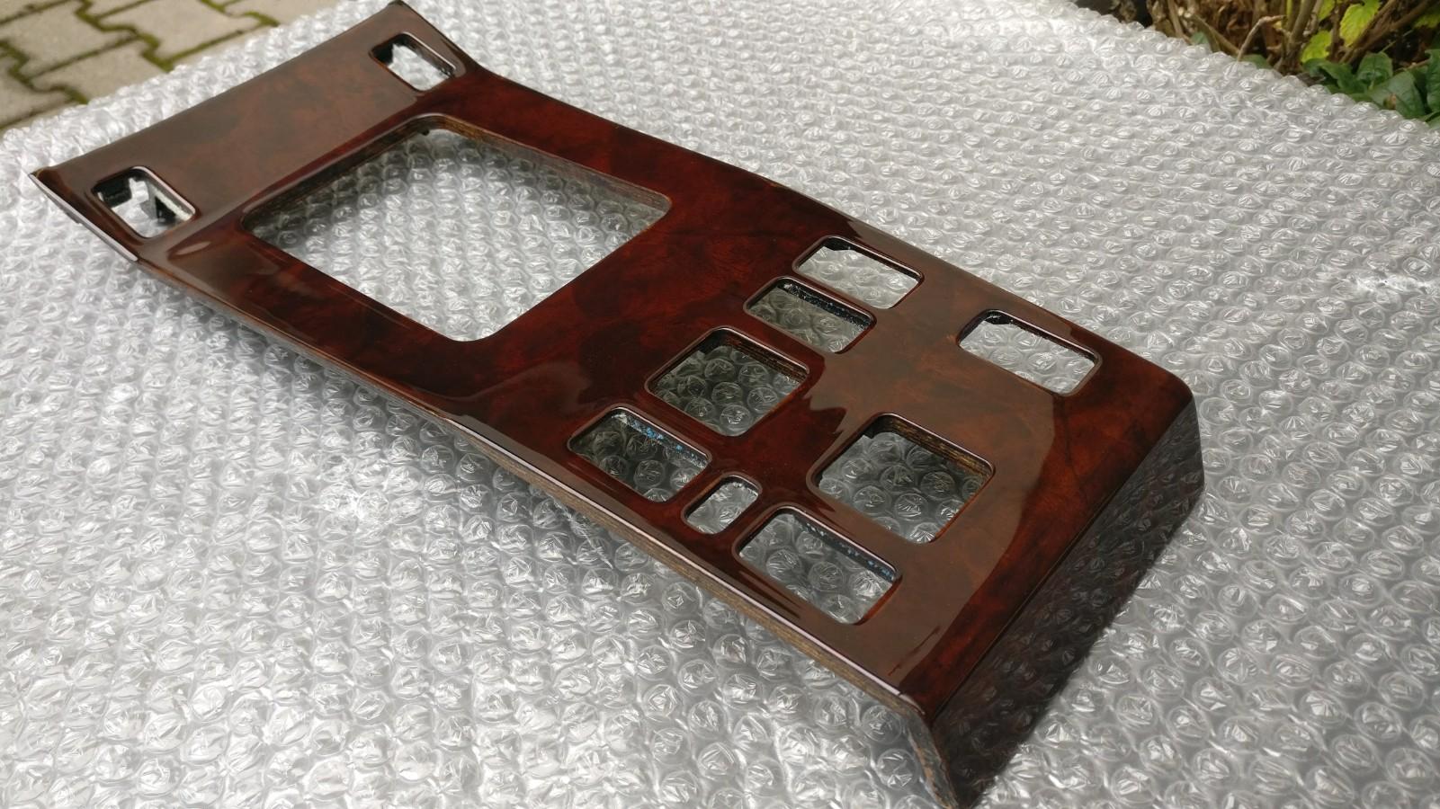 Brillenhalter Wurzelholz Holz für Mercedes W107 W126 W124 etc.