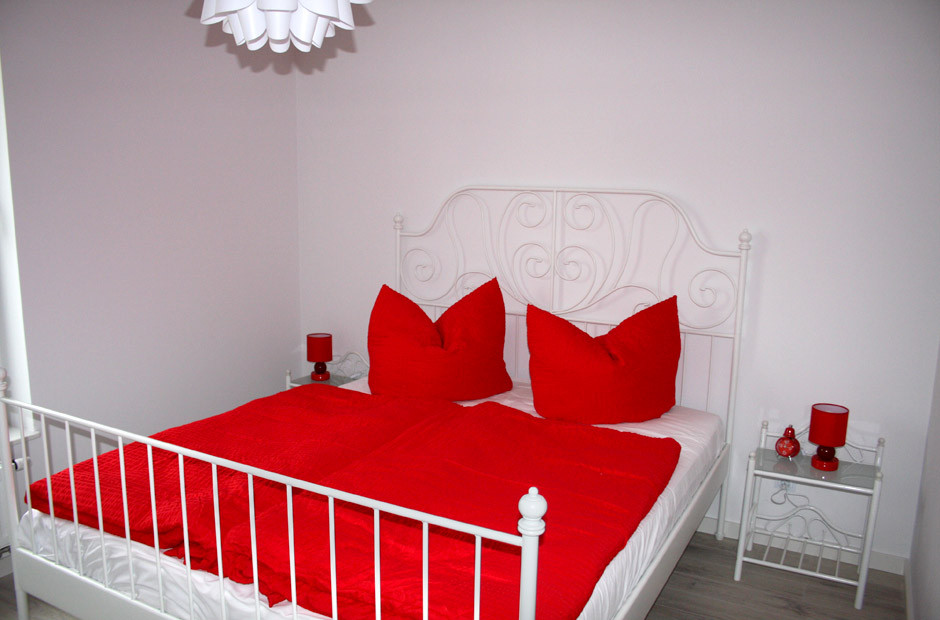 Schlafzimmer – Kitecamp