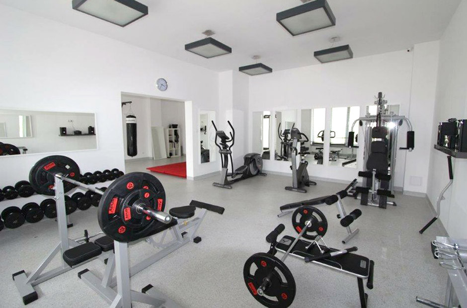 Fitnessstudio – Kitecamp