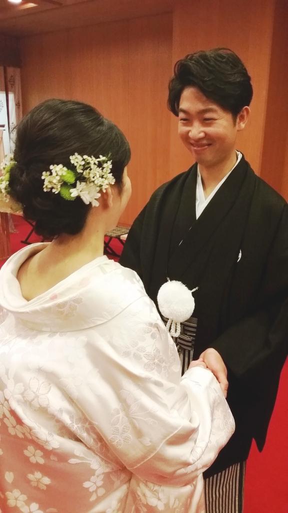 衣装 ハラダヤ    生花Hana Uta