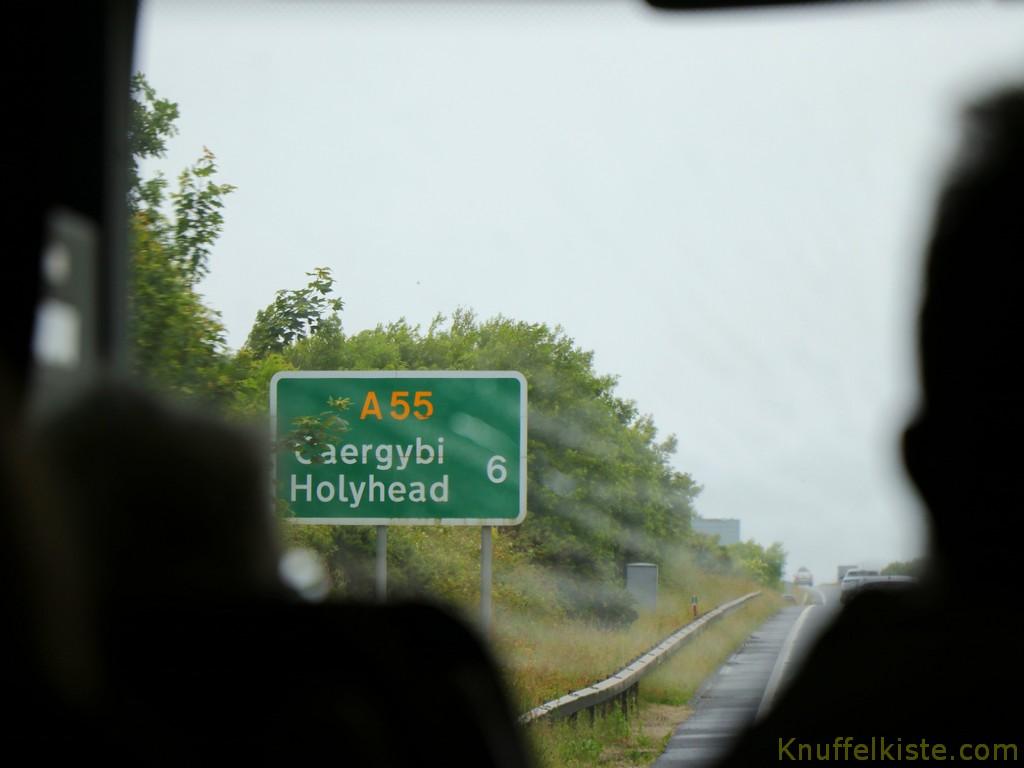 gleich in Holyhead