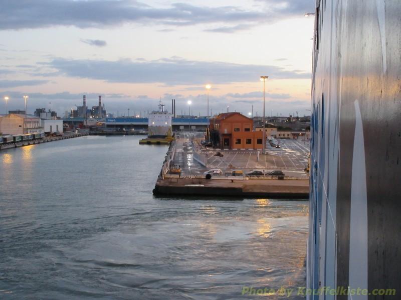 guten morgen Livorno!