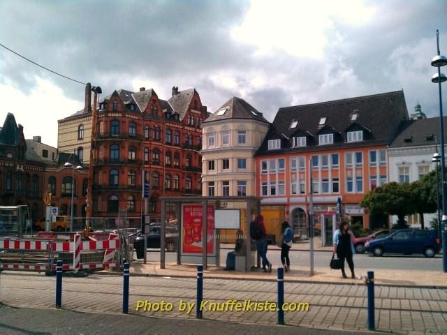 alter Hafen Flensburg