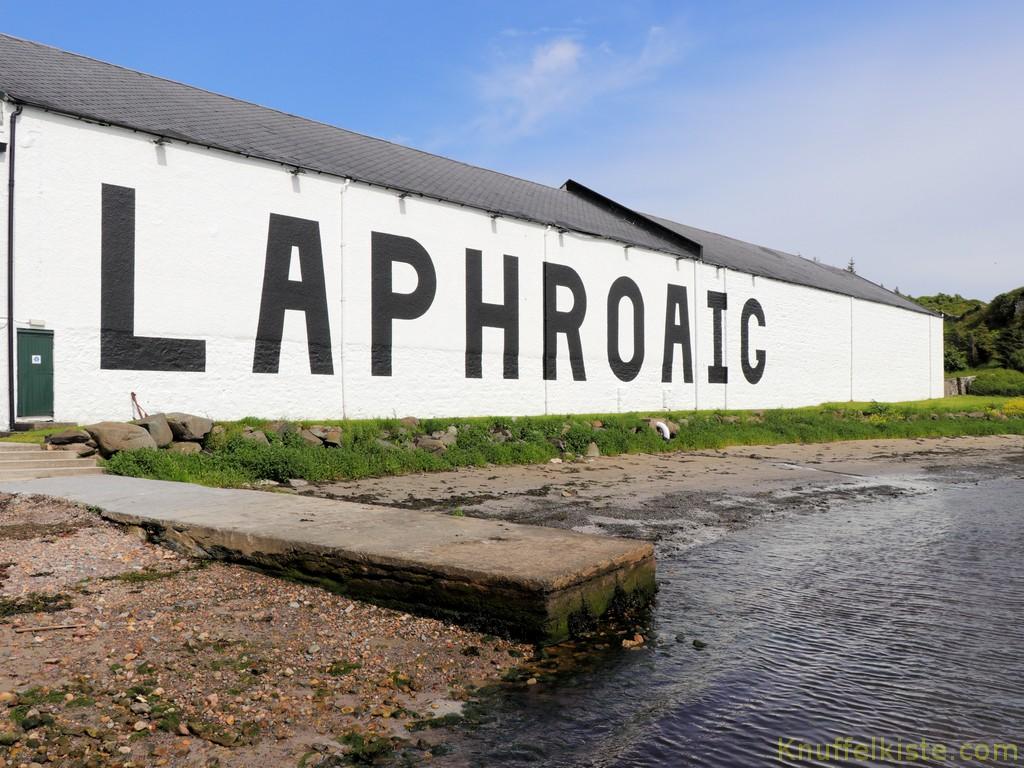 und bei Laphroaig