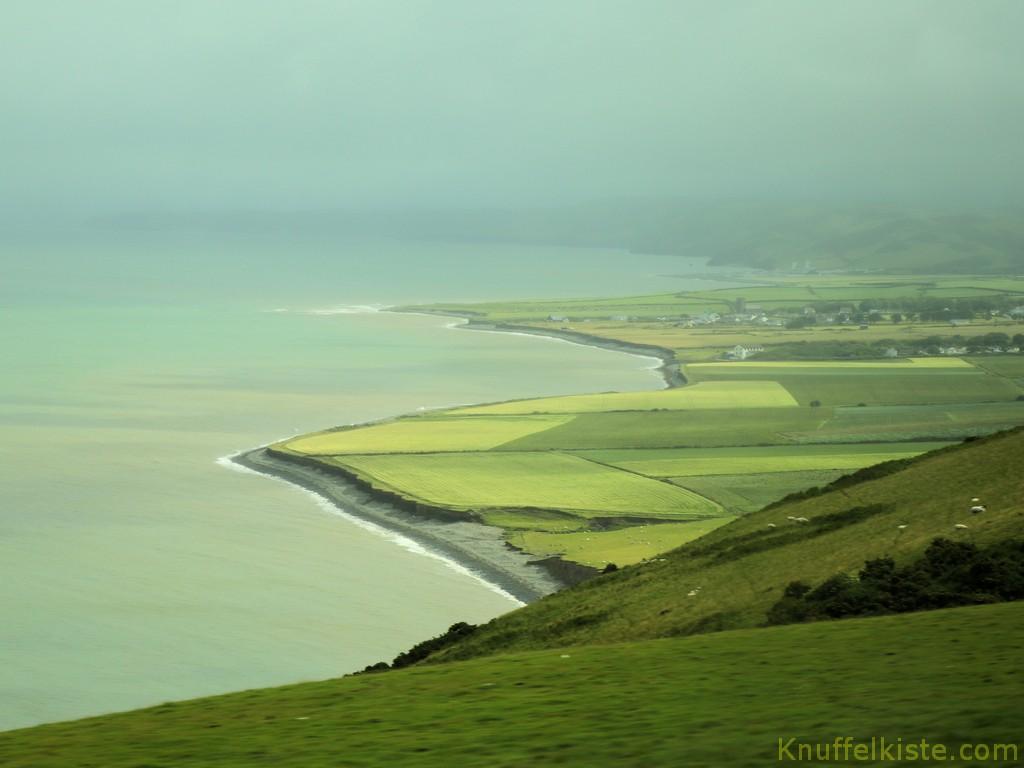 die Westküste von Wales ist so herrlich!