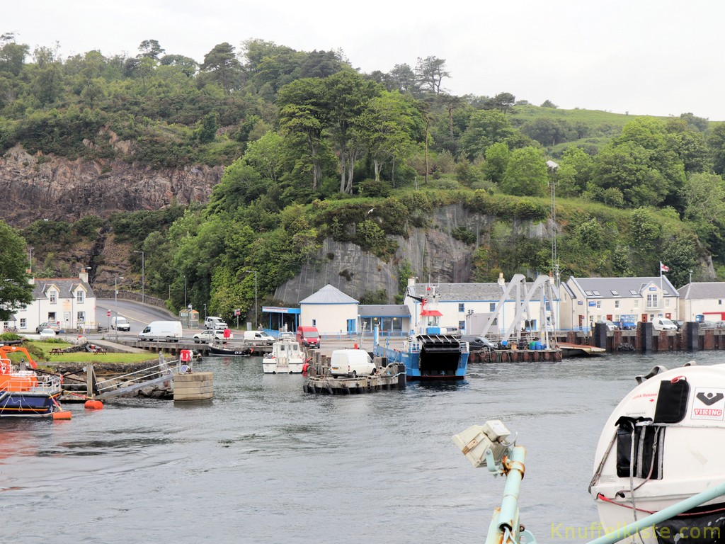 Islay! Port Askaig!