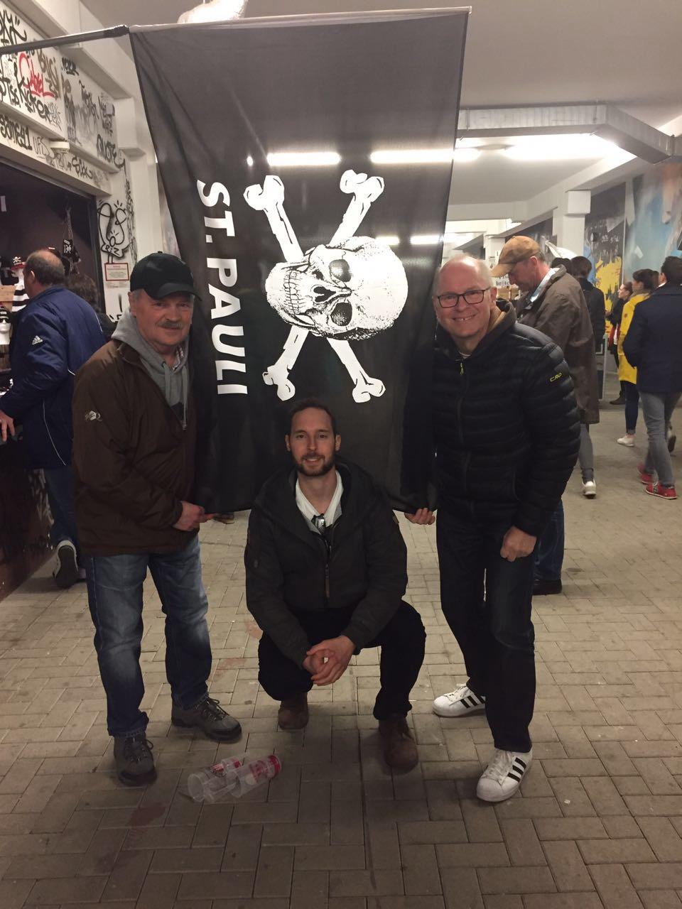 Thomas, Lukas und Torsten