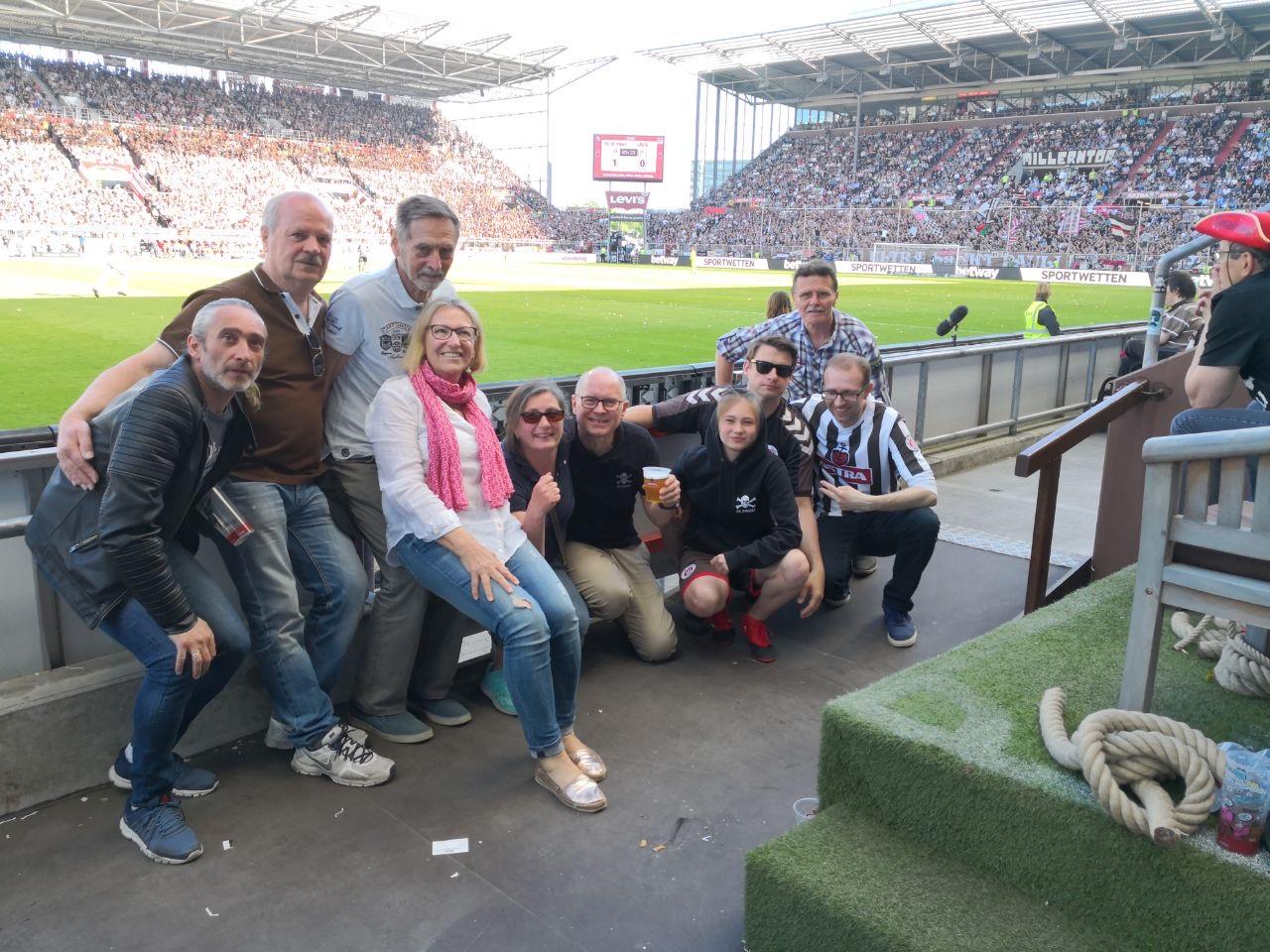 Eduard, Thomas M., Wolfgang, Margred, Sabine, Torsten, Diana, Olaf, Paul und Tilo