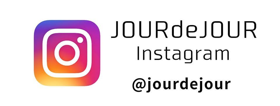 JOURdeJOUR公式Instagram