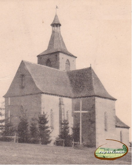 église d'aubespeyre (junhac)
