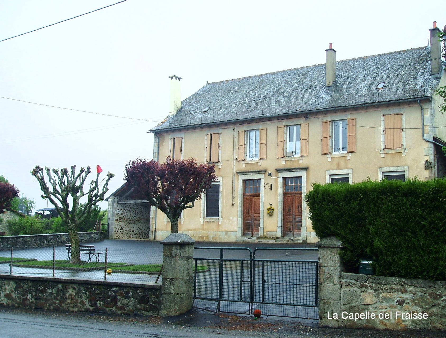 Ecole de Lacapelle-del-Fraisse