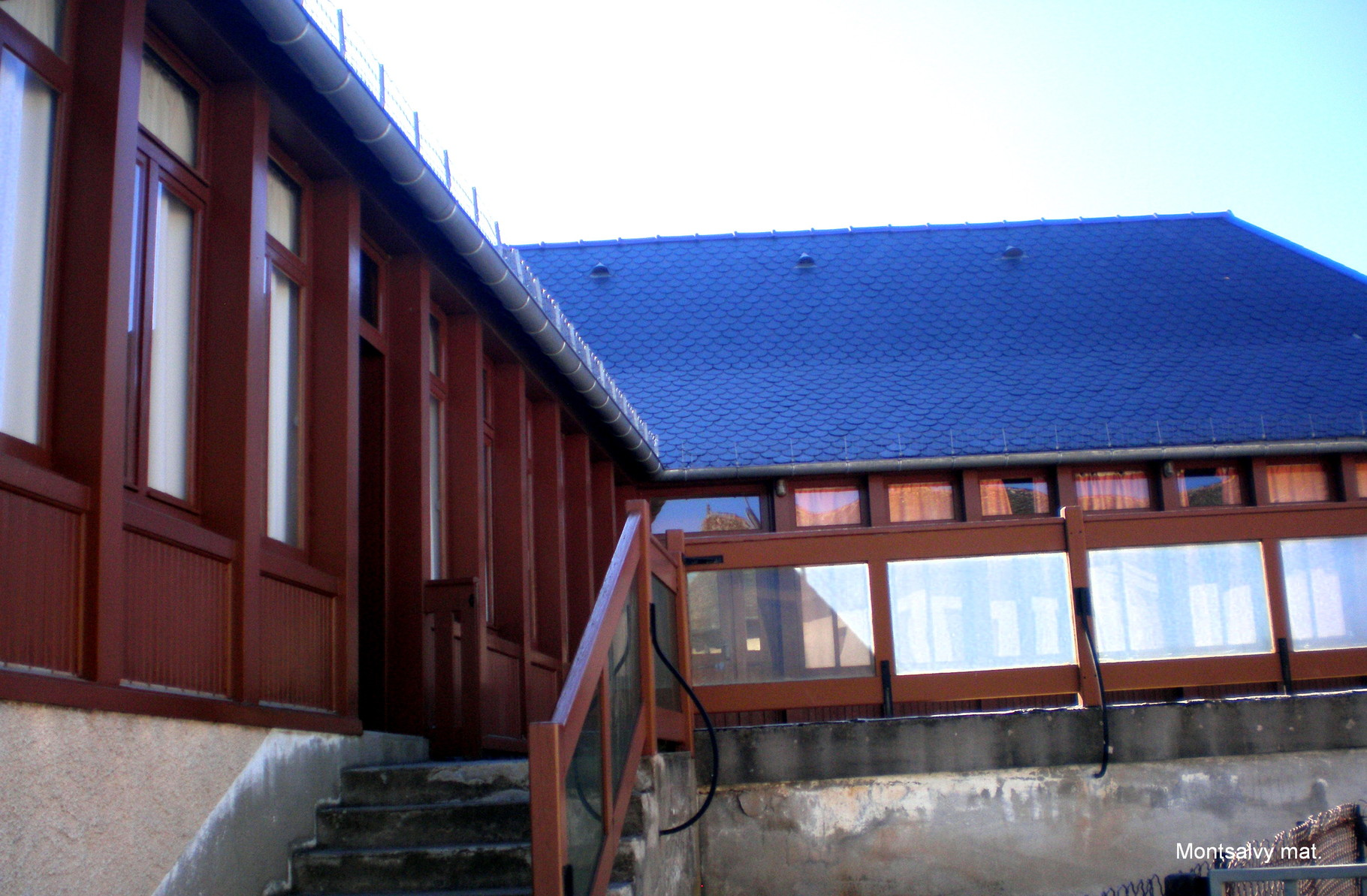 Ecole maternelle de Montsalvy