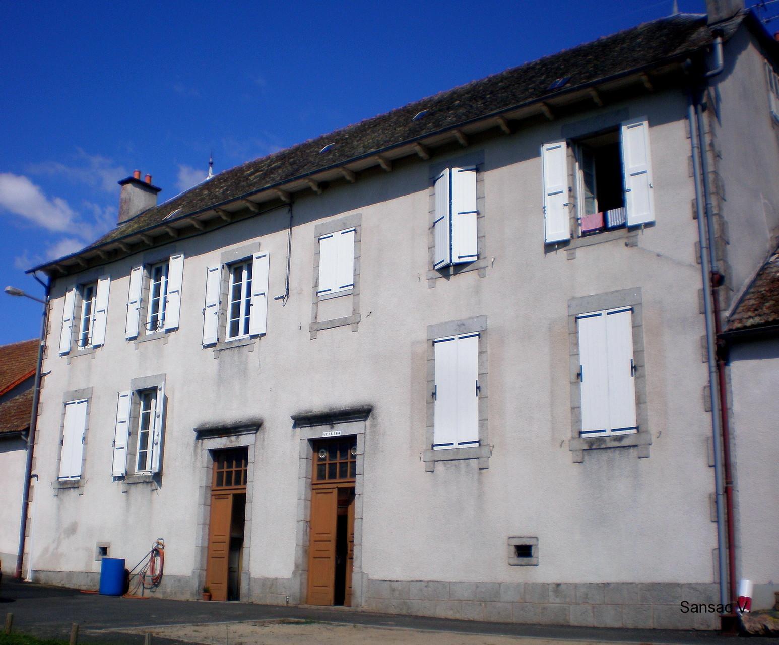 Ecole de Sansac-Veinazès