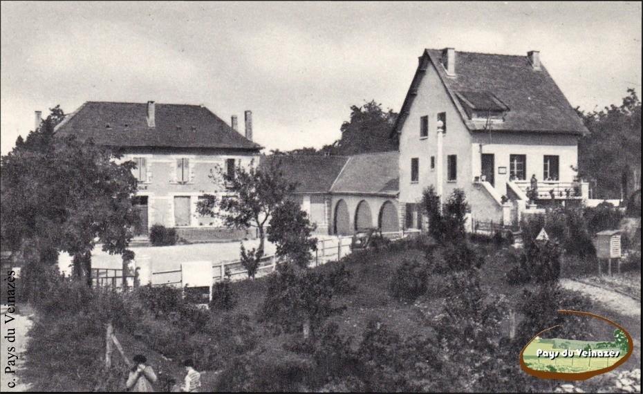 Groupe scolaire de Lafeuillade-en-Vézie - Ed. Leymarie.
