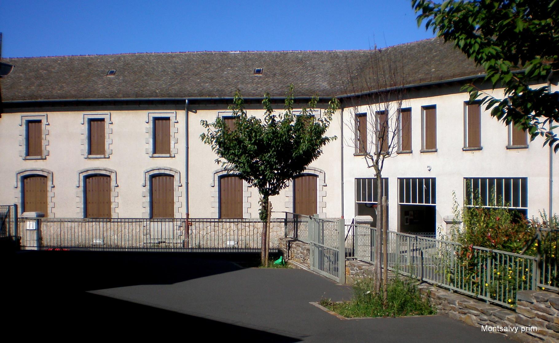 Ecole de Montsalvy
