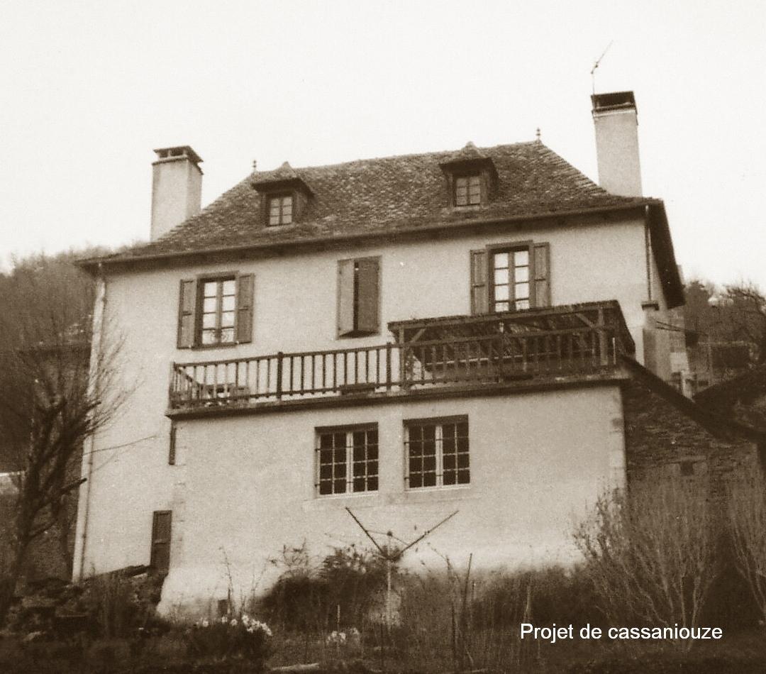 Ecole de Saint Projet (Cassaniouze)