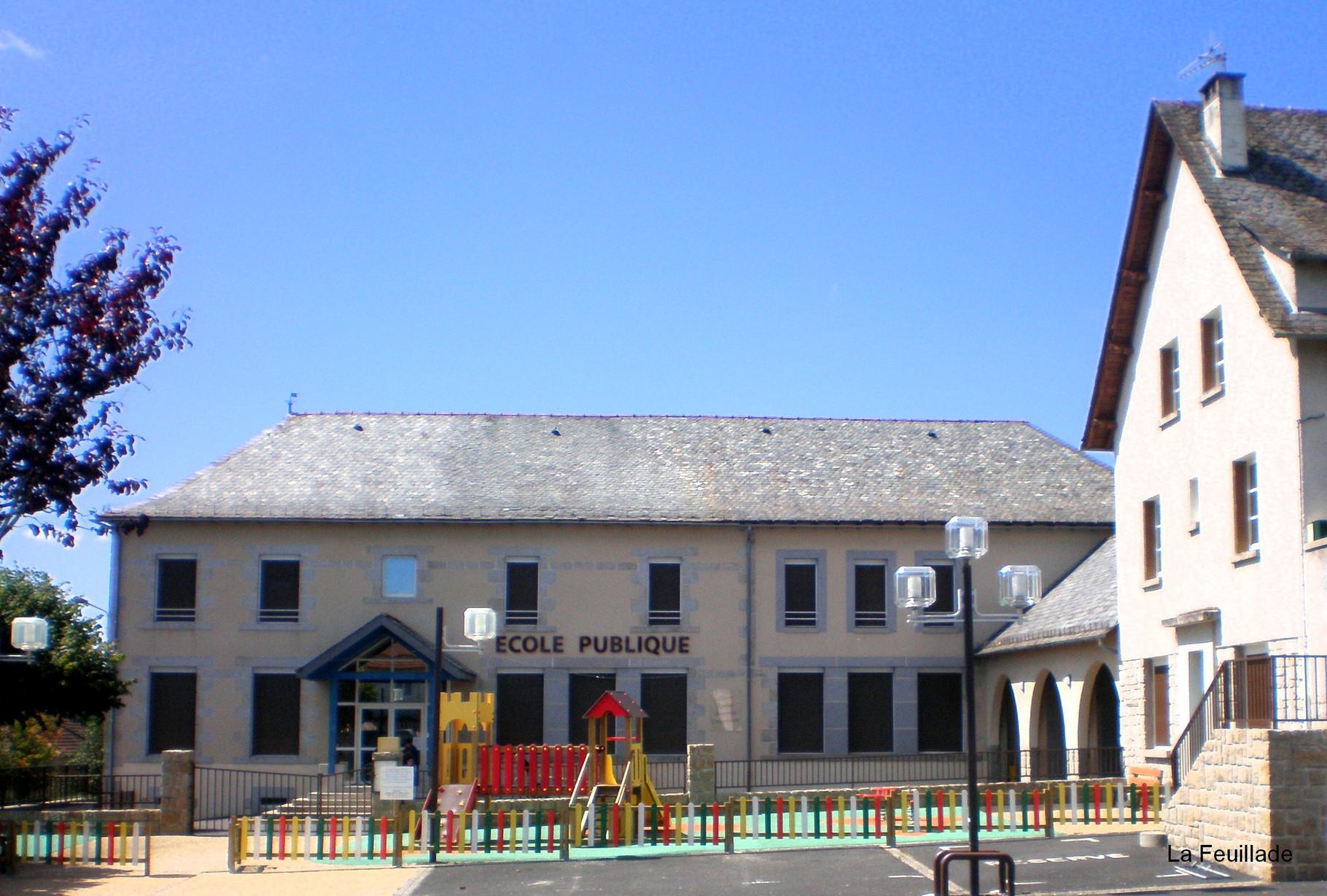 Ecole de Lafeuillade-en-Vézie