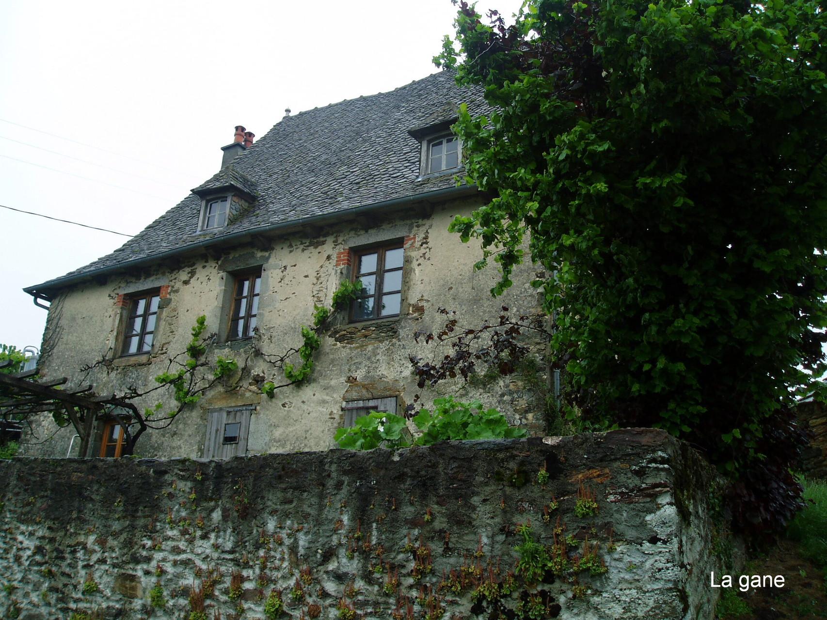 Maison d'école de La Gane (Cassaniouze)