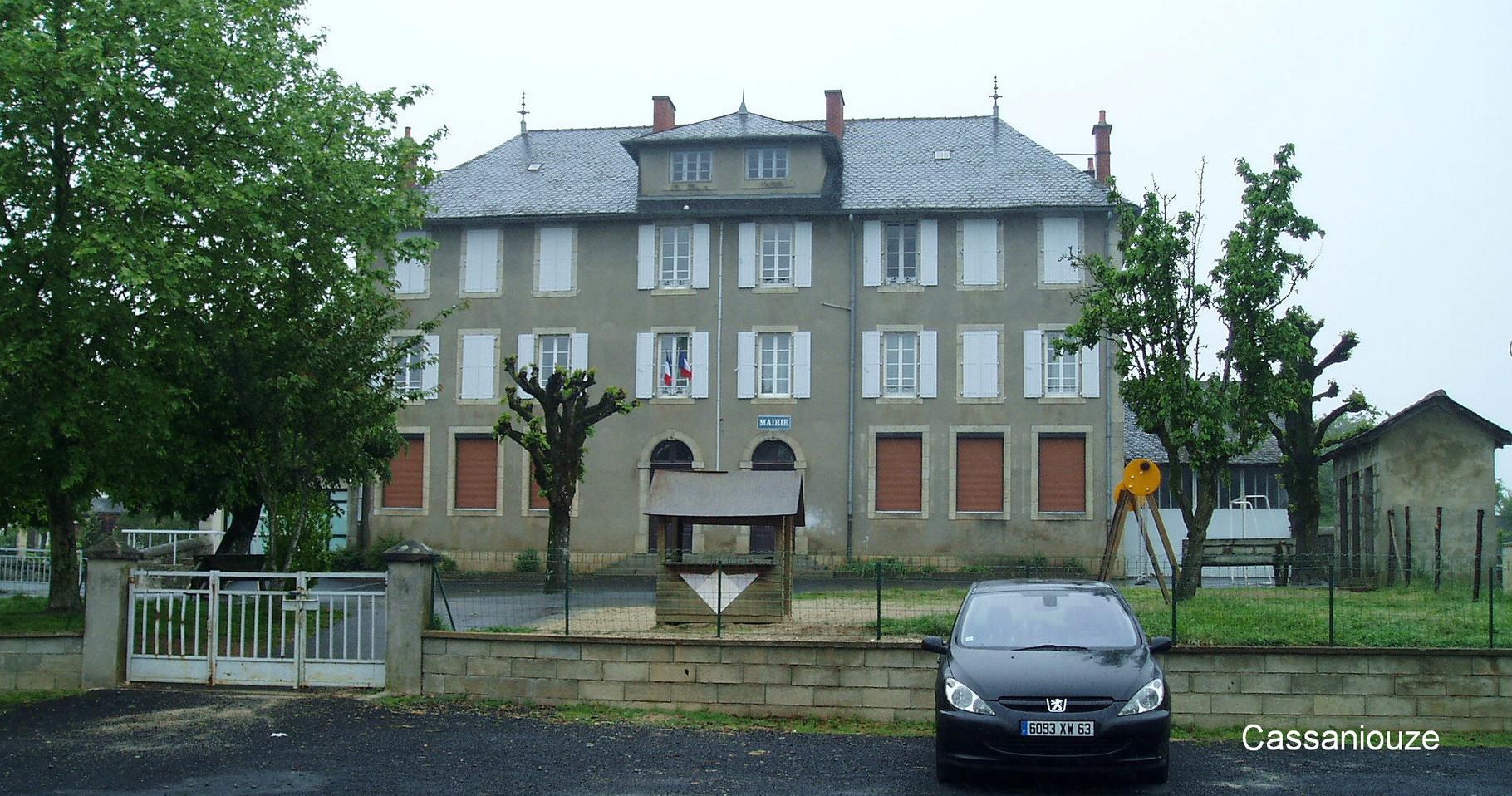 Ecole de Cassaniouze