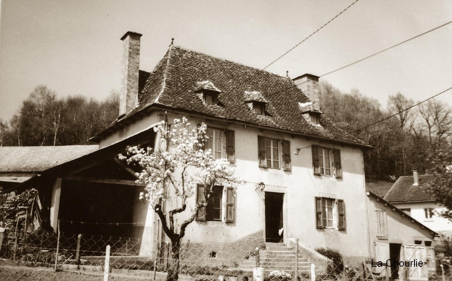 Ecole de La Chourlie (Sénezergues)