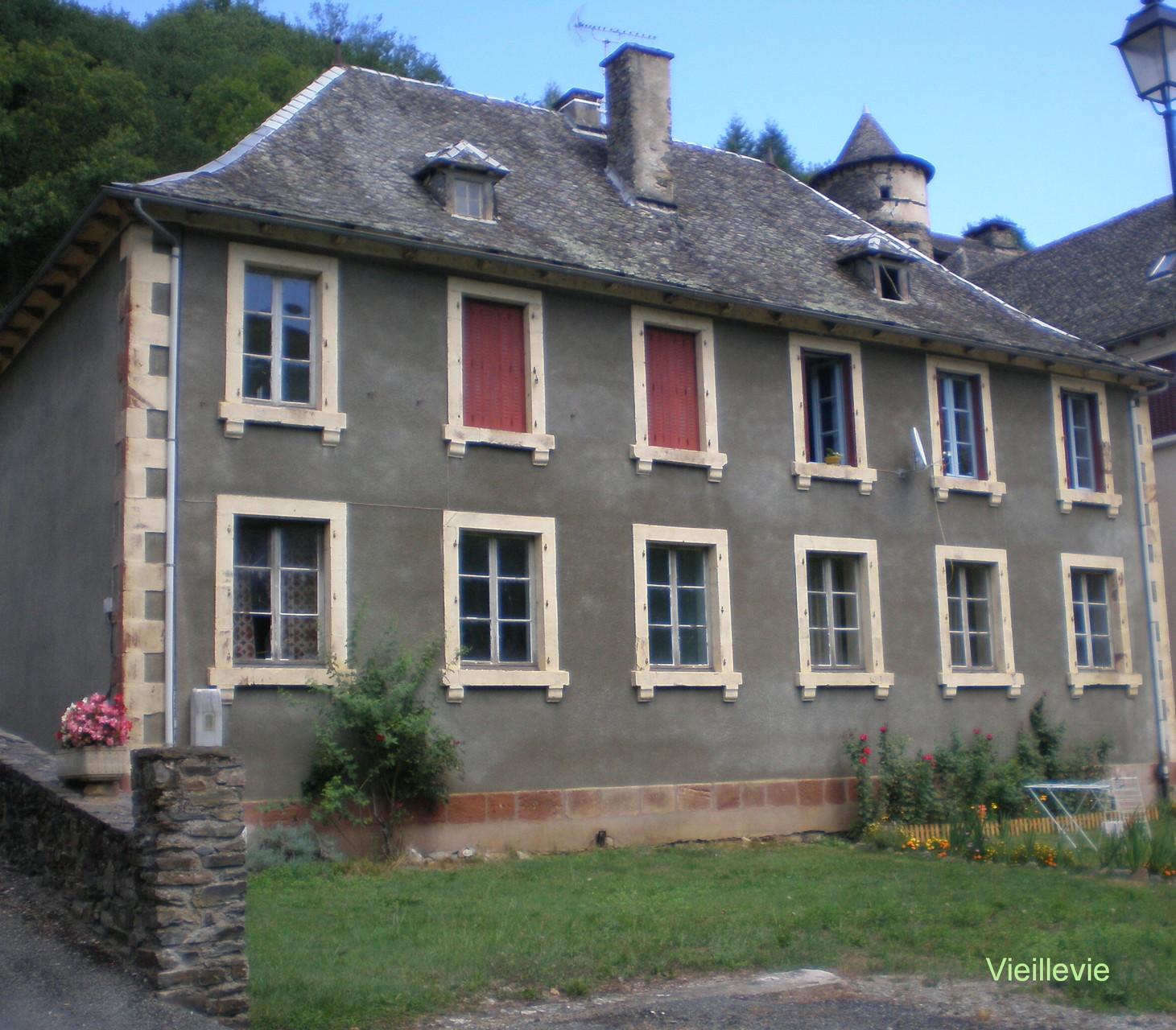 Ecole de Vieillevie