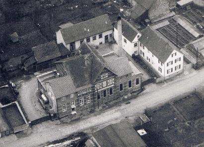 Die ehemalige Molkerei auf einem Foto, Anfang 20. Jahrhundert; Quelle: Privat